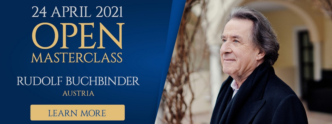 Learn More about open masterclasses with Rudolf Buchbinder